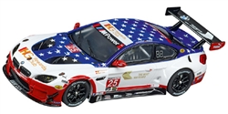 Carrera CAR30811 Digital132 RTR BMW M6 GT3 TEAM RLL, NO.25