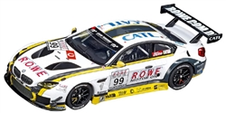 Carrera CAR30871 Digital132 RTR BMW M6 GT3 ROWE RACING #99