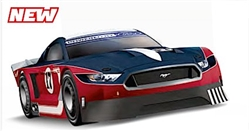 "PREORDER Carrera CAR30939 Digital132 RTR Ford Mustang GTY ""No.17"""