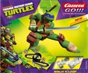 Carrera CAR62324 1/43 GO!!! Teenage Mutant Ninja Turtles X-Loop Set