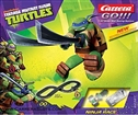 "Carrera CAR62327 1/43 GO!!! Teenage Mutant Ninja Turtles ""Ninja Race"" Set"