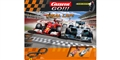 "Carrera CAR62365 1/43 GO!!! ""Final Lap"" F1 Set"