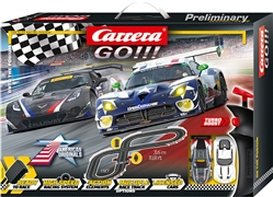 "Carrera CAR62521 1/43 GO!!! ""Onto The Podium"" Set"