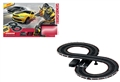Carrera CAR63000 1/43 GO!!! Transformers Set - Battery Powered