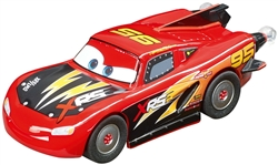 Carrera CAR64163 1/43 GO!!! RTR - Disney·Pixar Cars - Lightning McQueen - Rocket Racer