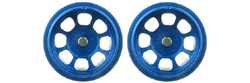 CB Design CBD1565 1/32 Stock Car Wheels - 15 x 12mm - Blue