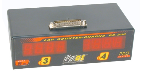 DS Electronics DS-334 Lap Counter System - 300 Series