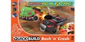 "Scalextric G1116T 1/64 ""MICRO"" Quickbuild ""Bash & Crash"" Set"
