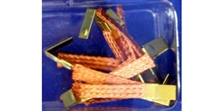 H&R Racing HR0302 6 Pair 1/24 Commercial Copper Braid