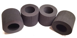 "H&R Racing HR1404 29mm x 16mm """"SS"" RUBBER Donuts x 4"
