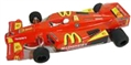 JK Products JK208171CH1 Indy RTR with Cheetah / Hawk 7 Motor McDonald's