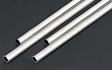 "K & S KS8106 K&S Engineering Round Aluminum Tubing - 1/4"" O.D. x 12"" long"