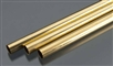 "K & S KS8120 K&S Engineering Round Copper Tube 1/8"" x 12"" Long"