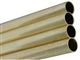 "K & S KS8126 K&S Engineering Round Brass Tubing - 3/32"" O.D. x 12"" long 3 pcs."