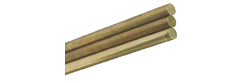 "K & S KS8162 K&S Engineering Solid Brass Rods - 1/16"" O.D. x 12"" long"