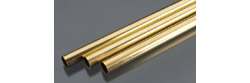 K & S KS9836 METRIC K&S Engineering Thinwall Brass Tubing 4mm O.D. x 300mm Long