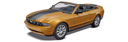 Revell M1963 1/25 '10 Snap Tite Mustang Convertible Static Model