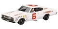 Monogram M4842 '66 Dodge Charger #6 David Pearson