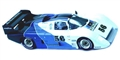 "Monogram M4870 March 83G #56 Porsche ""Blue Thunder"""