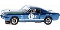 Monogram M4889 1965 Shelby Ford Mustang GT350R Mark Donohue Limited Edition