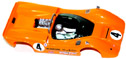Monogram M5158 Tampo Printed Body - McLaren M6A #4 Bruce McLaren Limited Edition