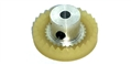 "Koford M669-28 28 Tooth 48 Pitch Crown Gear for 1/8"" Axle"