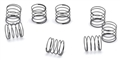 MBSLOT MB07007 Short Springs for Guide and Suspension x 8