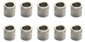 MBSLOT MB09004 Steel Axle Spacers 4mm for 3mm Axles x 10