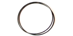 MBSLOT MB09055 4 x 4 Drive Belt 1.5mm x 55mm x 2