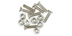 MBSLOT MB13504 Screw Kit for F1 FR4 Chassis Kit