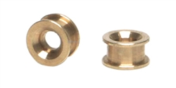 "MBSLOT MB19022 Bushings 3/32"" Axle Low Friction"