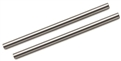 "MBSLOT MB23748 3/32"" Axle X 48mm Cobalt Alloy Steel x 2"