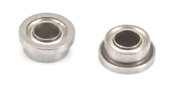 "MBSLOT MBA0733 Ball Bearings Single Flange 3/32"" Axle x 2"