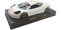 MRSLOTCAR MR1041 McLaren F1 GTR WHITE Undecorated Kit