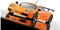 MRSLOTCAR MR1045O McLaren F1 GTR ORANGE Contender Series