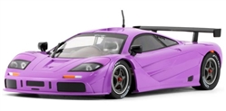 MRSLOTCAR MR1045P McLaren F1 GTR PURPLE Contender Series