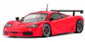 MRSLOTCAR MR1045R McLaren F1 GTR RED Contender Series