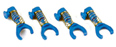 Ninco N80212 SHOCKS MEDIUM PROSHOCK-2 (BLUE) (4PC)