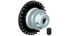 Ninco N80240 PRORACE Inline 27 Tooth Axle Gear