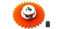 Ninco N80252 PRORACE AW 29 Tooth ORANGE Axle Gear 3/32""