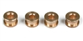Ninco N80407 Brass Axle Bushings x 4 for 2.48mm Axles