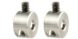 "Ninco N80430 PRORACE Axle Stoppers 3/32"" x 2"