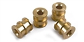 "Ninco N80432 PRORACE EVO DOUBLE 3/32"" Axle Bronze Bushings x 4"