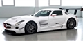 Ninco N80897 PRORACE Mercedes SLS Unpainted Body Kit