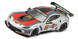 NSR NSR0160SW CORVETTE C7R  MARTINI RACING GREY #22 SW SHARK 25K  EVO