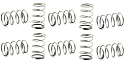 NSR NSR1213 SUSPENSION MEDIUM SPRINGS 10mm (10 pcs)