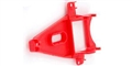 NSR NSR1264 EVO SW Triangular XHARD Red Short Can Motor Mount