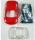 NSR NSR1328R RENAULT CLIO CUP body kit RED
