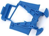 NSR NSR1436 EVO Chassis for Clio / Fiat Abarth S2000 SOFT BLUE