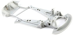 NSR NSR1446 HARD White Chassis for ASV GT3 Inline / AW